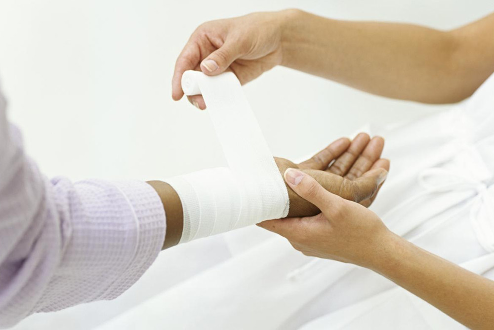 Resultado de imagen para curación de heridas